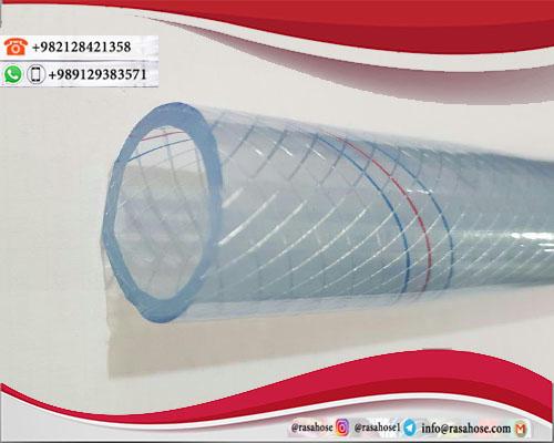 تولید انواع شیلنگ آب شفاف110