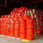 صادرات انواع شیلنگ آب 20 متری