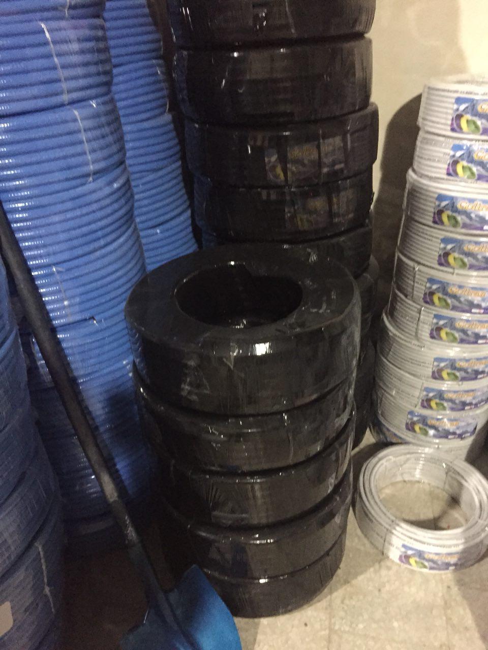 فروش شیلنگ آب به صورت تناژ