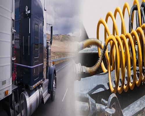 شیلنگ باد کامیون