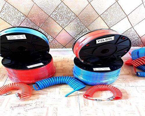 انواع شیلنگ پنوماتیک ایرانی